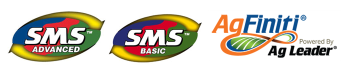 AgLeader SMS and AgFiniti Logos