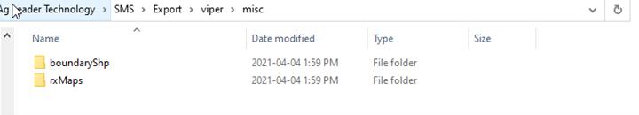 Viper File Directory
